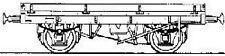 Parkside Dundas PC66 - LNER 12 Ton Low Sided Wagon 'Lowfit' Kit             (00)