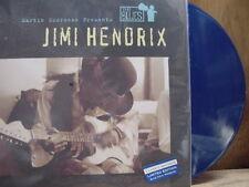 JIMI HENDRIX SCORCESE BLUE VINYL ORIGINAL ISSUE RARE CLASSIC RECORDS 1000 PCS