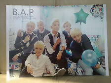 B.A.P BAP KPOP 12 Cut Posters Collection Bromide 12PCS BRAND NEW  w/Tracking No