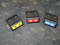 AMB 20 Transponder Zeitmessung, Akkutausch