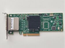 HP 9200-8e PCI-e LSI SAS Controller (IT-mode)   Low profile bracket   617824-001