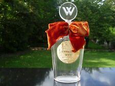 Flacon FACTICE 15,5 cm - DUMMY - ANTILOPE de WEIL - Vide - Perfume Bottle