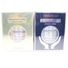 2 boxes new bulk lot SIMENGDI Bio-Gold Pearl Cream Skin Care Bio-silver Z