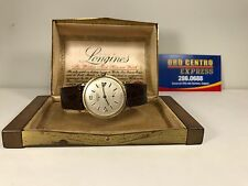 VINTAGE Longines Mens Watch with Box