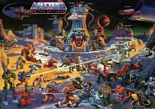 POSTER HE MAN AND THE MASTERS OF THE UNIVERSE GRANDE 15
