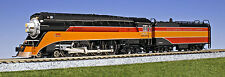 kato 126-0307 N 4-8-4 GS4 * SOUTHERN PACIFIC DAYLIGHT*