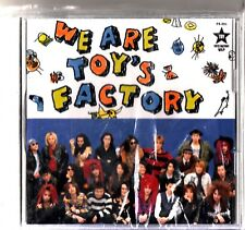 WE ARE TOY'S FACTORY -RARE JAPAN PUNK CD (Toys/Jun Sky Walker/Marquees/Ryders)