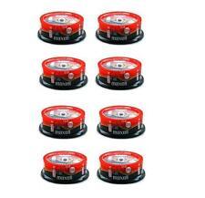 MAXELL CD-R MUSIC XL-II Digital Audio Registrabili 80min - 200 Confezione spindle-NUOVO
