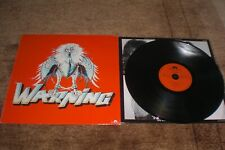 Warning - Warning French Metal Polydor 1982