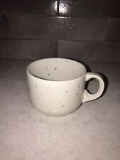 Wedgwood Midwinter Style Confetti Cup Made In England