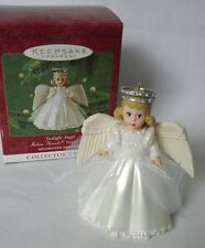 MADAME ALEXANDER Twilight Angel Hallmark Christmas Ornament 3rd FINAL Doll MIB