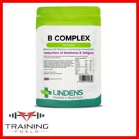 Lindens Vitamin B Complex 100 Tablets Tiredness & Fatigue