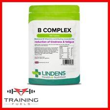 Lindens Vitamin B Complex 100 Tablets Tiredness & Fatigue