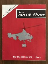 The MATS Flyer July 1961 Military Air Transport Service Magazine