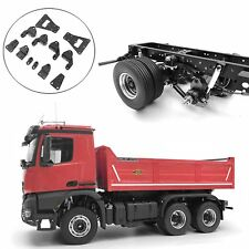 6X4 Chassis Elevation Kit For 1/14 Tamiya BENZ MAN SCANIA TRACTOR TRUCK RC 3363