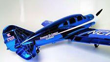 USN blu navy 1 AEROPLANO AEREO METALLO MODELLINO VINTAGE US 72 Carousel BLU 48