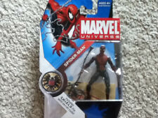 "MARVEL Universe SPIDER-MAN 5"" figure Series 1 032 SHIELD Secret Code 2009 NIP"