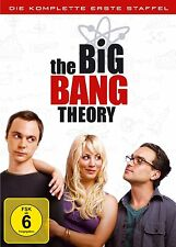 THE BIG BANG THEORY, Staffel 1 (3 DVDs) NEU+OVP