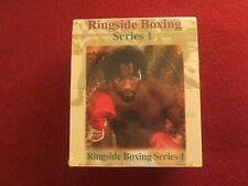 RINGSIDE Boxing Cards 24 PACKS  Full Mint Unopened Box !