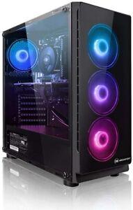 PC-Gaming AMD Ryzen 7 3700X 8x 4.40GHz Turbo • nvidia GeForce RTX3060 12GB • 1 T