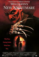 72396 WES CRAVENS NEW NIGHTMARE Movie Freddy Krueger Wall Print POSTER CA