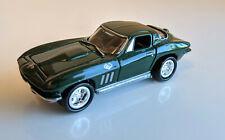 Johnny Lightning 1965 Chevrolet CORVETTE 1/64 green '65 Chevy LOOSE