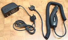 DC CAR + AC HOME CHARGER SET FOR SONY ERICSSON K750 P990 W200 W300 W380 W580i