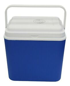 Electric Cooler Box Large/Small 12V Insulated Camping Beach Freezer Cool Box