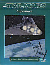 1993 Supernova-Star Wars Role Playing Game Supplement/RPG- West End(40066)