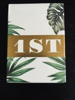 NEW Limited Edition 1st Playing Cards v2 SEALED VERY RARE