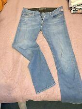 Mens Replay M99 Tapered Blue Jeans W33 L34 Slim Skinny Fit