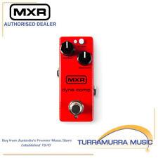 MXR M291 Dyna Comp Mini Compressor Effects FX Pedal