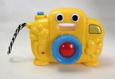 LITTLE CAMERA Pretend Play Toy Photography Sounds Lights Talks Kids Megcos