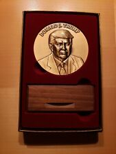 New Listing*Key* 2017 Official Large Bronze Inaugural Medal - President Donald J. Trump