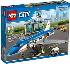 LEGO 60104 CITY Airport Passenger Terminal NEW