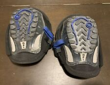 Gel-Foam Stabilizer Knee Pads 1.3 lb. Non Skid Shock Absorbing Stabilizer Caps