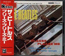 Serial Number THE BEATLES Please Please Me JAPAN 1st Press CD CP32-5321 3200yen
