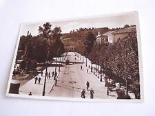 Vicenza - Viale Roma + filobus - spedita f. p. 1936