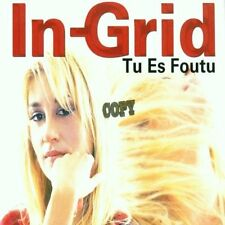 In-Grid fais le foutu (2002, #zyx9503) [Maxi-CD]
