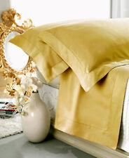 Lenzuola Matrimoniali Gialle.Lenzuola E Federe Gialli In Raso Di Cotone Acquisti Online Su Ebay