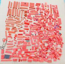 Assorted Construction Building Block Bricks. Mega Bloks + Others .600 K. Toys.
