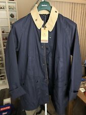 New Barbour Washed Bedale Jacket Japanese Limited Edition Japan Size Xxl US XL