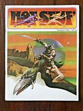 Hot Stuff #1 FINE+ Corben  1974 Adams Barr cover Sal Quartuccio WHITE