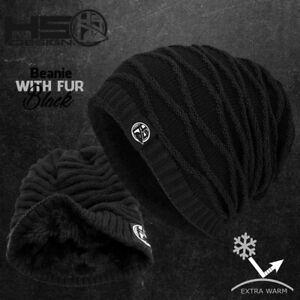 Hotspot Design Black beanie HSD