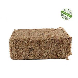 (29,95€ / kg) Sphagnum Moos 1000 g Torfmoos, Dekomoos, PREMIUM Qualität, Chile