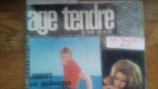 hallyday johnny AGE TENDRE ET TETE DE BOIS n°1 (fin r10)