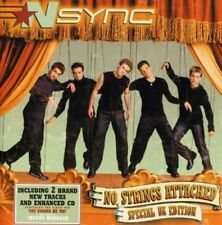 'N Sync - No Strings Attached - 'N Sync CD ADVG The Cheap Fast Free Post