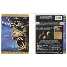 Good Halloween Movie An American Werewolf In London on Dvd, Wolf Man Horror