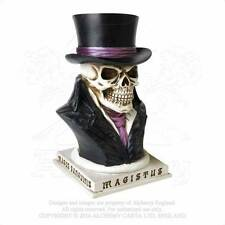 New Alchemy Gothic Vault  Resin Count Magistus The Alchemist Money Box V35