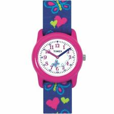 Timex Kids Hearts and Butterflies Watch T89001
